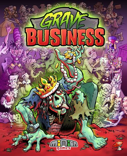 Grave Business