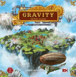 Gravity: Soaring Islands