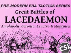 Great Battles of Lacedaemon