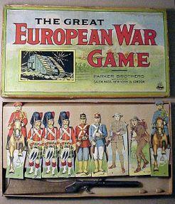 Great European War Game