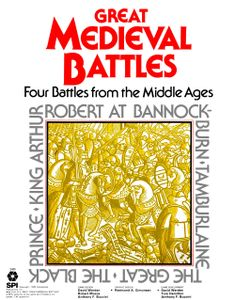 Great Medieval Battles: Four Battles from the Middle Ages