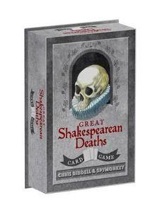 Great Shakespearean Deaths: Card Game