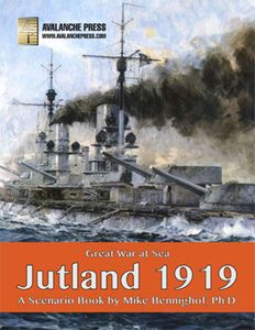 Great War at Sea: Jutland 1919