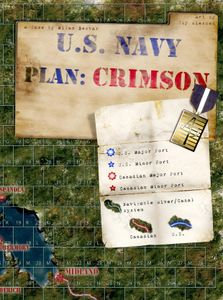 Great War at Sea: U.S. Navy Plan Crimson