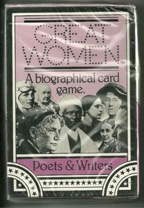 Great Women: Poets & Writers