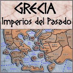 Grecia, Imperios del Pasado