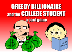 Greedy Billionaire and the College Student