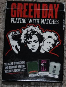 Green Day: Playing with Matches