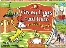 Green Eggs and Ham: Speedy Diner!