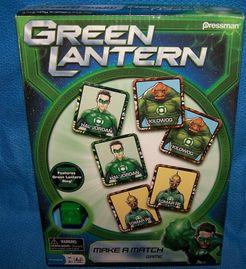 Green Lantern: Make a Match