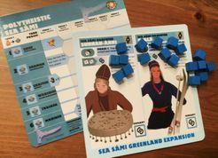 Greenland: Sea Sámi