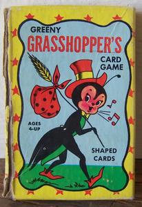 Greeny Grasshopper's Card Game