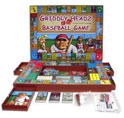 Griddly Headz Baseball Game