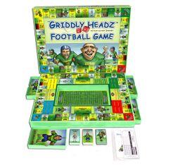 Griddly Headz Football Game