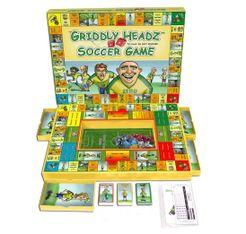 Griddly Headz Soccer Game