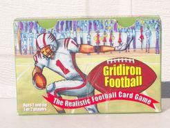 Gridiron Football: The Realistic Football Card Game