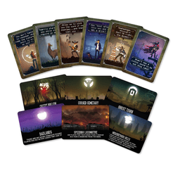 Grimslingers: Retro Card Pack