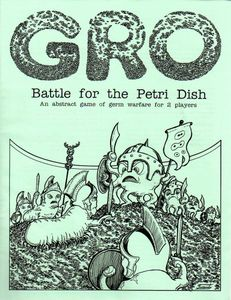GRO: Battle for the Petri Dish