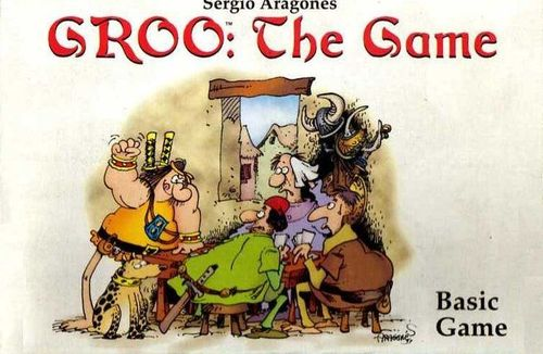 Groo: The Game