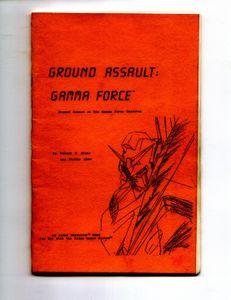 Ground Assault Gamma Force