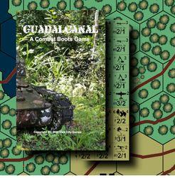 Guadalcanal: A Combat Boots Game