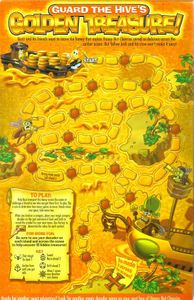 Guard the Hive's Golden Treasure!