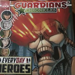 Guardians' Chronicles: Everyday Heroes