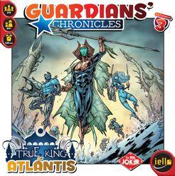Guardians' Chronicles: True King of Atlantis
