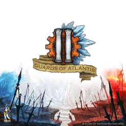 Guards of Atlantis II: Tabletop MOBA