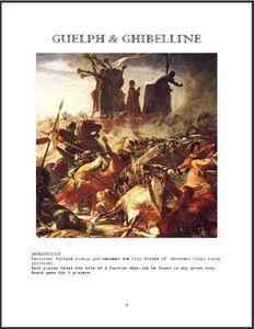 Guelph & Ghibelline