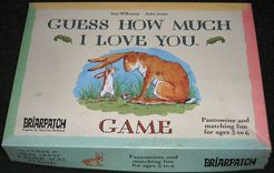 Guess How Much I Love You Game