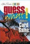 Guess What Australia Card Game
