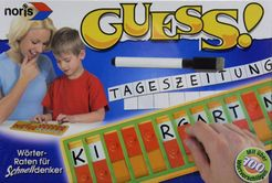 GUESS! Wörterraten für Schnelldenker