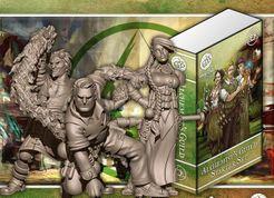 Guild Ball: Alchemists Starter Set