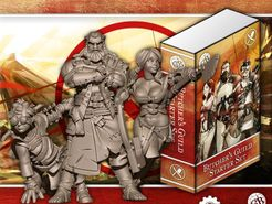 Guild Ball: Butcher Starter set