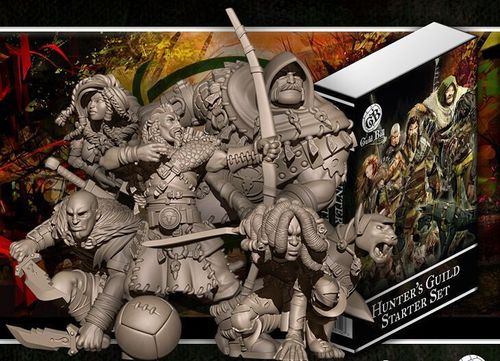 Guild Ball: Hunter Starter Set
