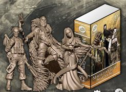 Guild Ball: Mortician Starter Set