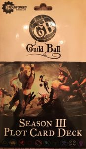 Guild Ball: Season 3 Plot Card Deck
