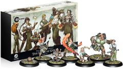 Guild Ball: The Alchemist's Guild – The Lure of Gold