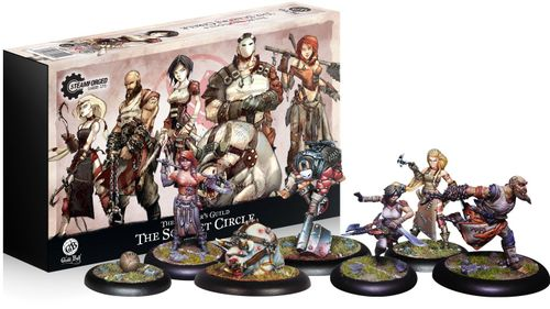 Guild Ball: The Butcher's Guild – The Scarlet Circle