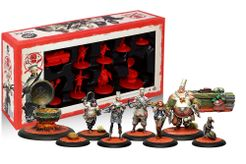 Guild Ball: The Cook's Guild – Hell's Kitchen