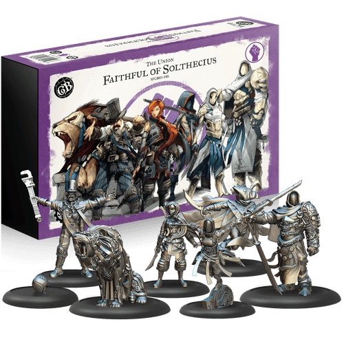 Guild Ball: The Union – Faithful of Solthecius