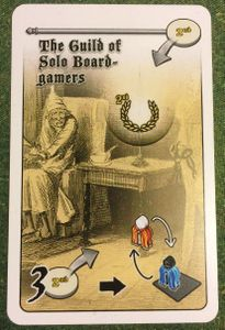 Guilds of London: Solo Rules