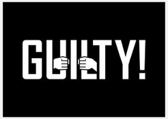 Guilty!: A Shamefully Fun Card Game