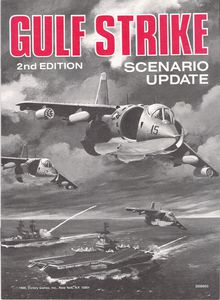 Gulf Strike: Second Edition Scenario Update