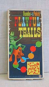Gumby and Pokey Playful Trails Game