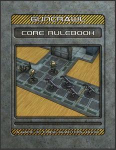 GunCrawl: A game of Close Quarters Havoc