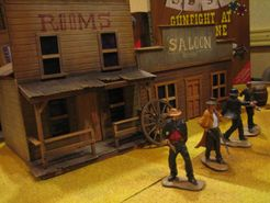 Gunfight at Tombstone (Legends of the Far West)