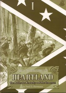 Guns at Gettysburg Scenarios 1: Heartland – The Battles for Kentucky and The Tennessee