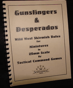 Gunslingers & Desperados